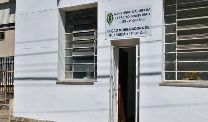 Foto de capa da notícia: JUNTA DE SERVIÇO MILITAR FAZ CONVOCAÇÃO