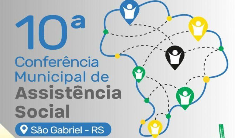 Foto de capa da notícia: CONFERÊNCIA MUNICIPAL DE ASSISTÊNCIA SOCIAL SERÁ DIA 31