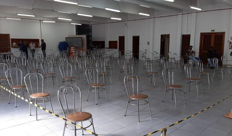 Foto de capa da notícia COM BAIXA PRESENÇA, SAÚDE PEDE O COMPARECIMENTO DA POPULAÇÃO