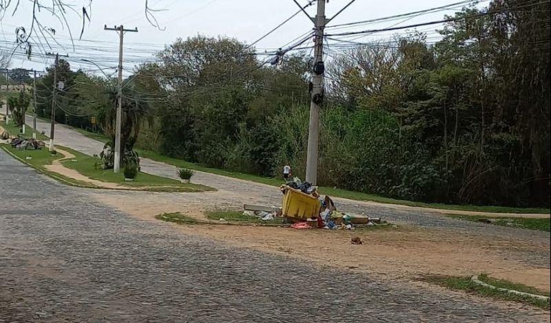 Foto de capa da notícia: SERVIÇOS URBANOS ALERTA PARA CONSCIENTIZAÇÃO