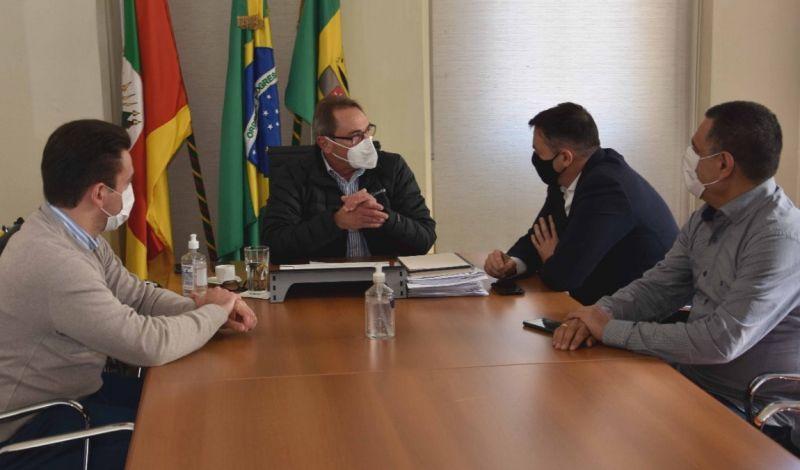 Foto de capa da notícia: EMENDA PARLAMENTAR GARANTE AQUISIÇÃO DE ULTRASSOM