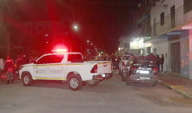 Foto de capa da notícia: FORÇA TAREFA COMBATE A VIOLÊNCIA E ABUSOS