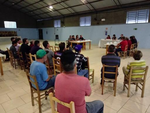 Foto de capa da notícia: Confira como foi a sessão ordinária na Comunidade de Nossa Senhora da Saúde
