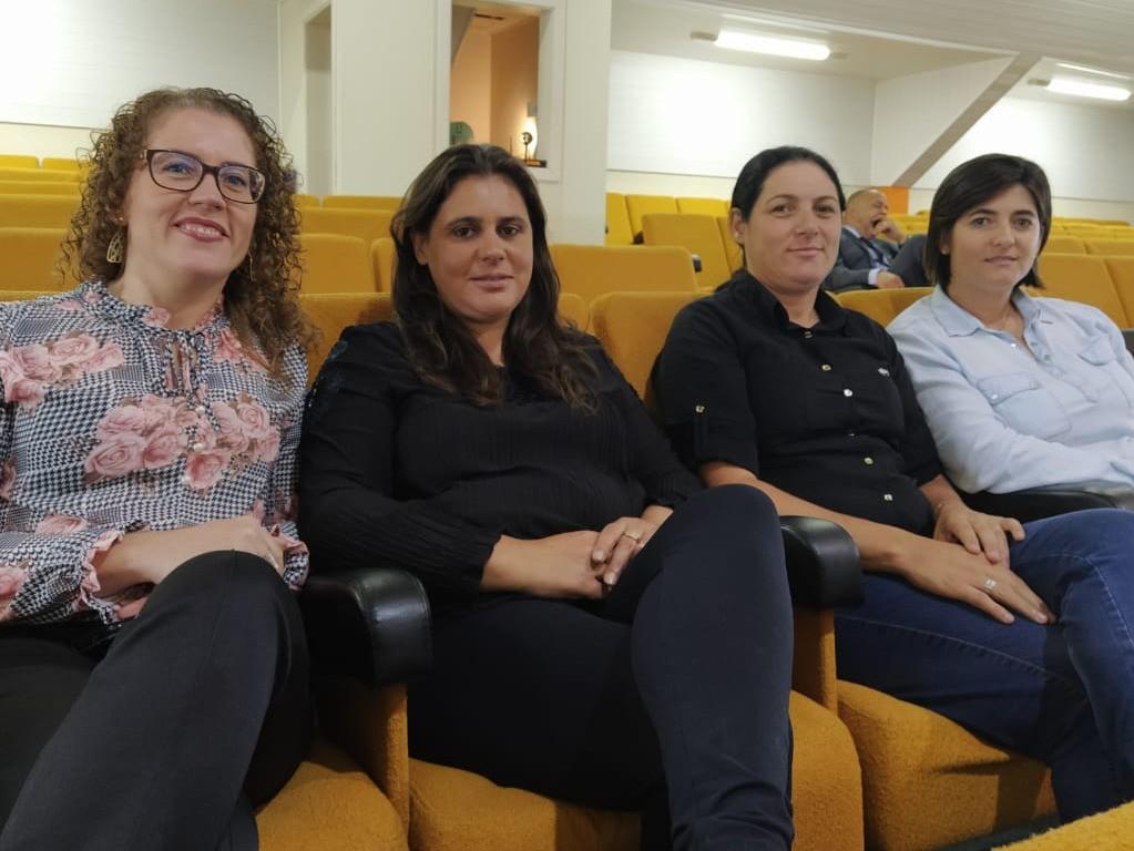 Foto de capa da notícia Câmara de Vereadores de Campestre da Serra representada em curso de comunicação legislativa
