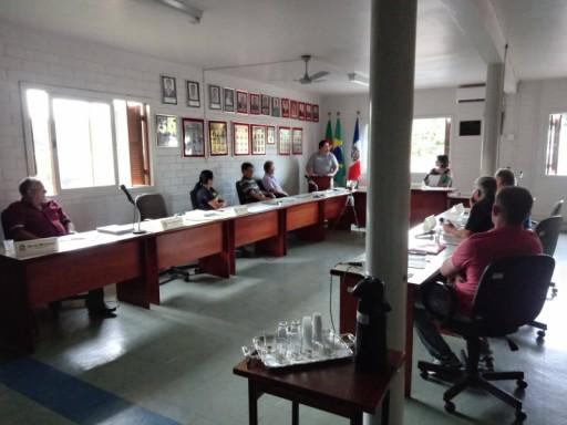 Foto de capa da notícia: Câmara de Campestre da Serra aprova orçamento para o município em 2020
