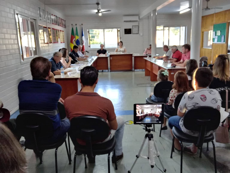 Foto de capa da notícia Câmara de Campestre da Serra realizou última sessão de 2019
