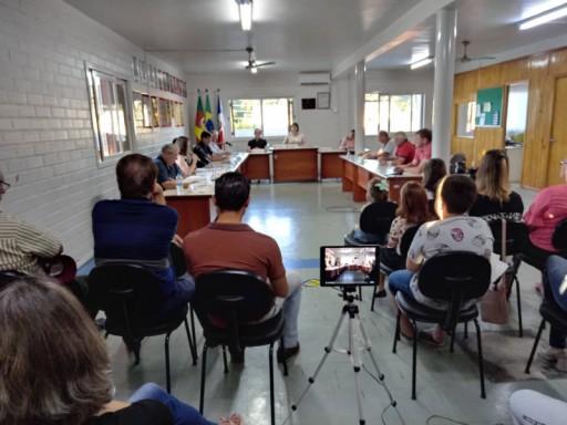 Foto de capa da notícia: Câmara de Campestre da Serra realizou última sessão de 2019