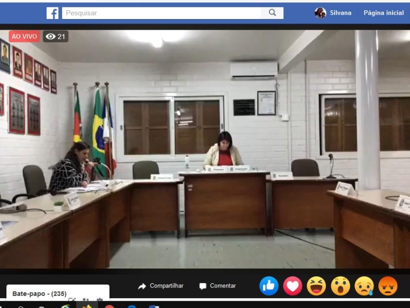 Foto de capa da notícia: Confira como foi a sessão ordinária de 09 de abril