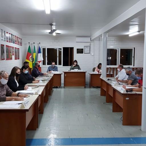 Foto de capa da notícia: Resumo da sessão ordinária do dia 08 de outubro.