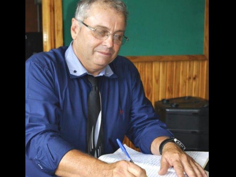 Foto de capa da notícia Oscar Michelon é o Presidente da Câmara de Campestre da Serra