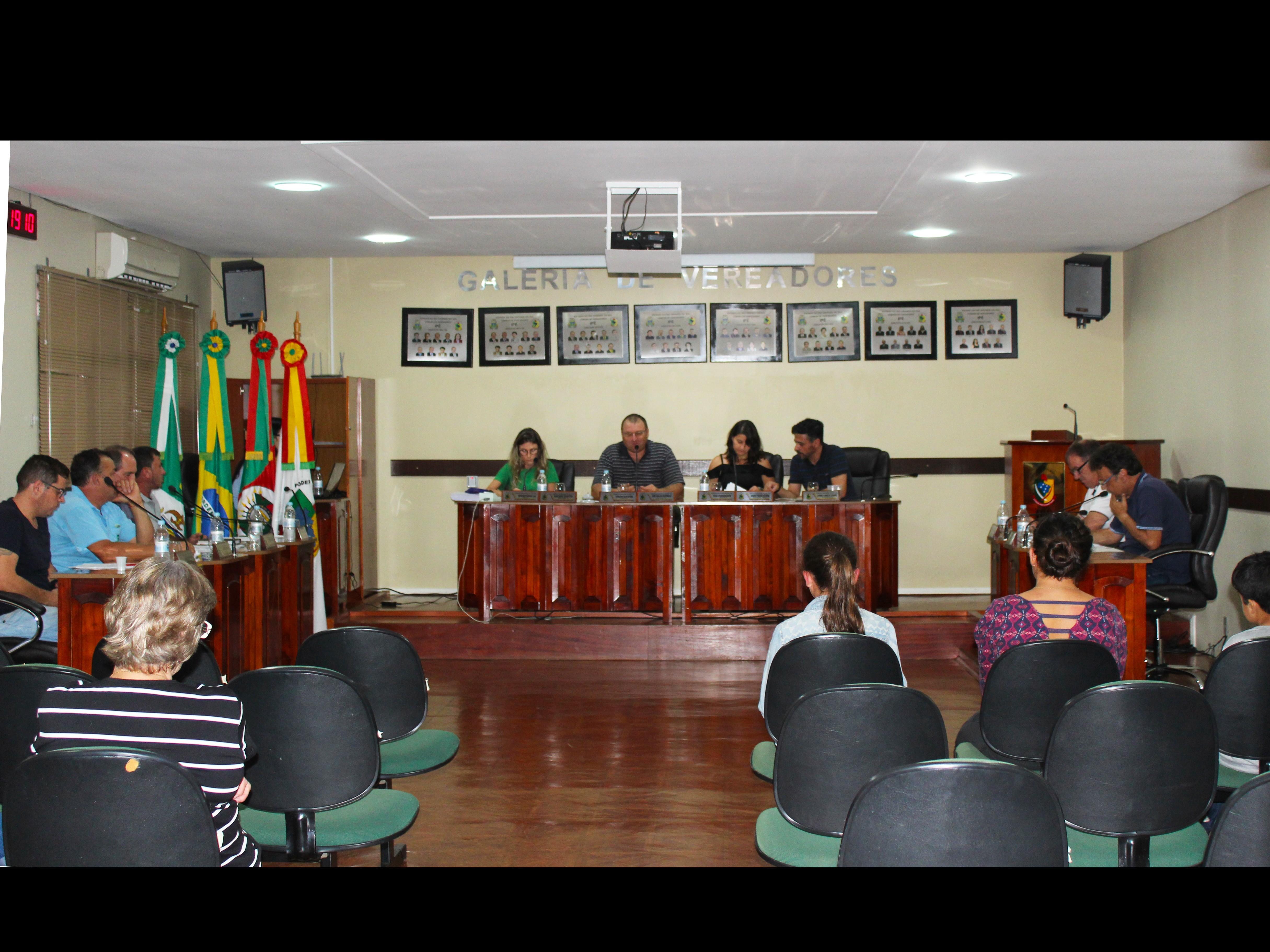 Foto de capa da notícia Confira agora como foi a Sessão Plenária Ordinária de 18 de fevereiro de 2020, na Câmara Municipal de Vereadores de Ipê: