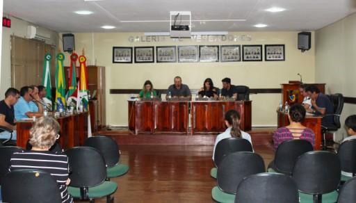 Foto de capa da notícia: Confira agora como foi a Sessão Plenária Ordinária de 18 de fevereiro de 2020, na Câmara Municipal de Vereadores de Ipê: