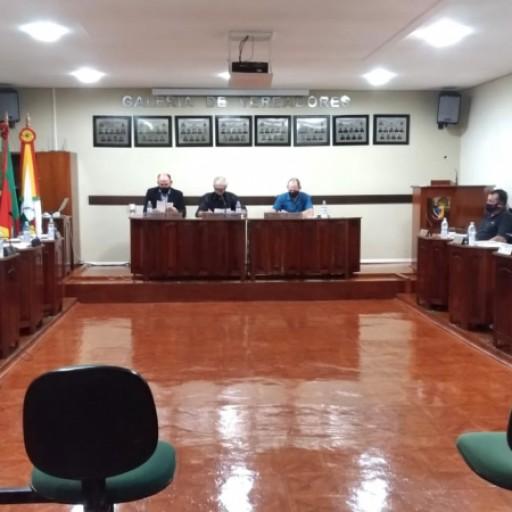 Foto de capa da notícia: Resultado da Sessão Ordinária da Câmara de Vereadores - 20 de Abril de 2021