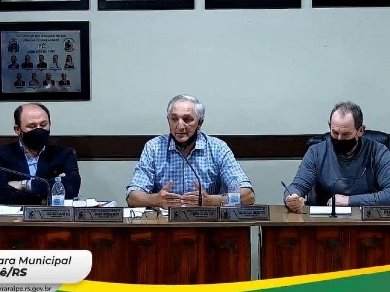 Foto de capa da notícia Câmara de Vereadores autoriza redução de recursos orçamentários e sugere repasse a entidade CONSEPRO