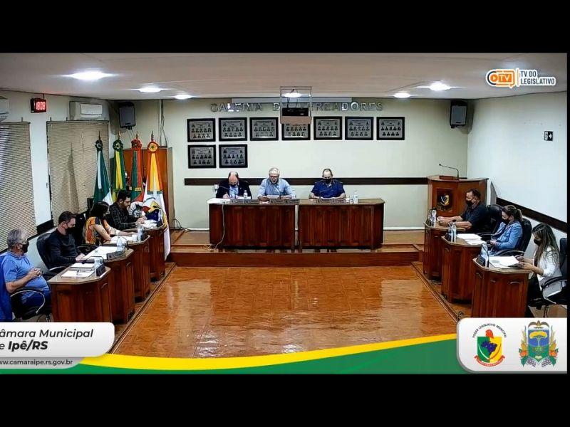 Foto de capa da notícia: Resultado da Sessão Ordinária da Câmara de Vereadores -  28 de setembro de 2021