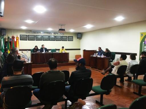 Foto de capa da notícia: Confira  como foi a Sessão Plenária Ordinária de  28 de maio de 2019.