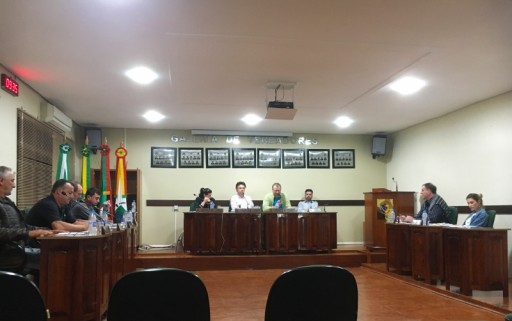 Foto de capa da notícia: Confira agora como foi a Sessão Plenária Ordinária de ontem, 25 de junho de 2019, na Câmara de Vereadores de Ipê:
