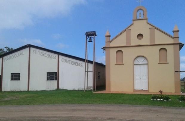 Igreja Sta Terezinha Comunidade Contendas