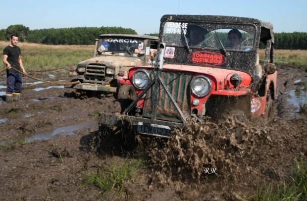 Jeep Cross Foto por: Rogério Braun