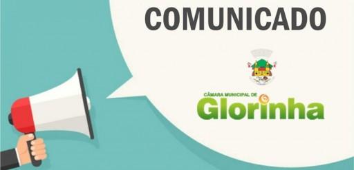 Foto de capa da notícia: Comunicado!