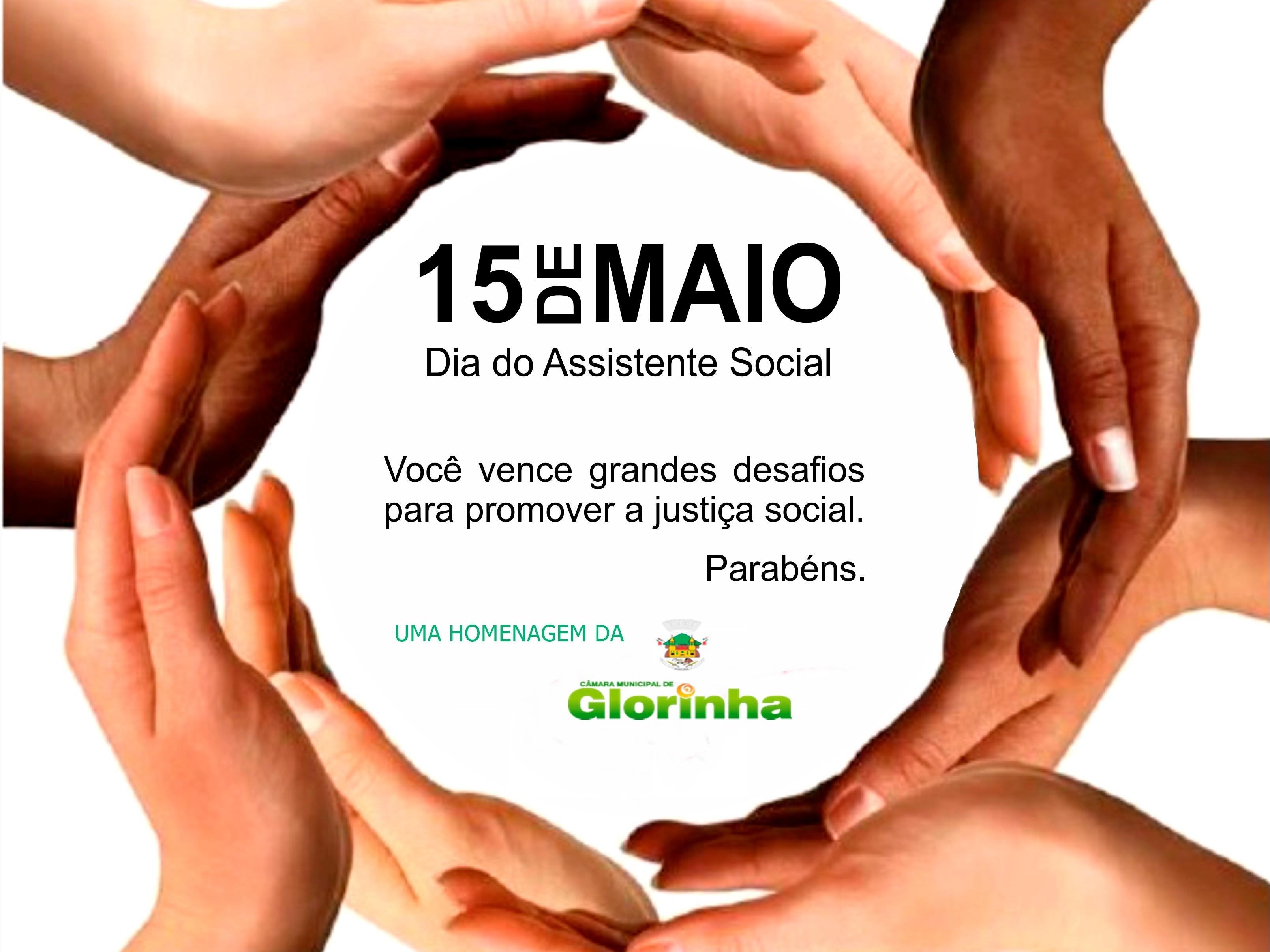 Foto de capa da notícia Homenagem ao Dia da Assistência Social