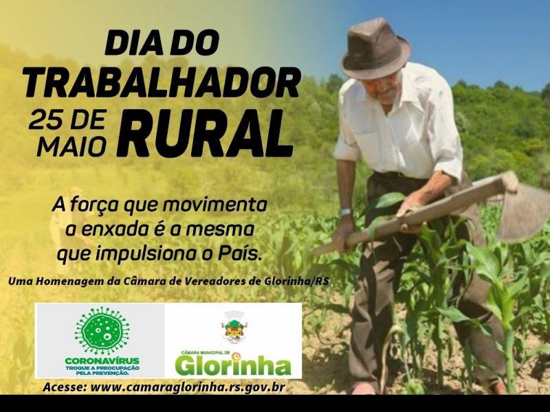 Foto de capa da notícia Dia do Trabalhador Rural