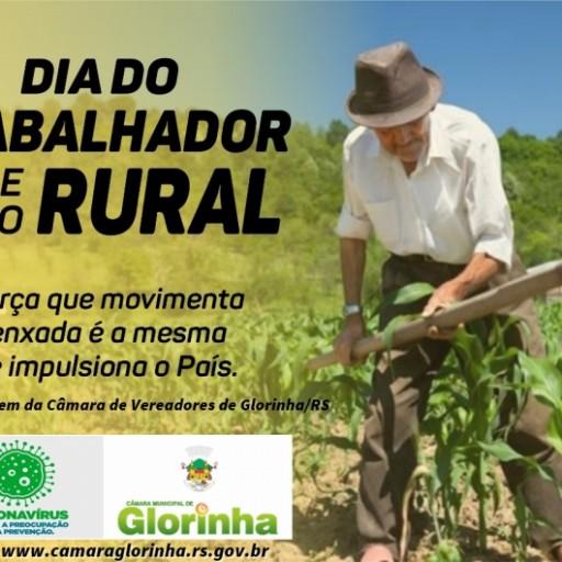 Foto de capa da notícia: Dia do Trabalhador Rural