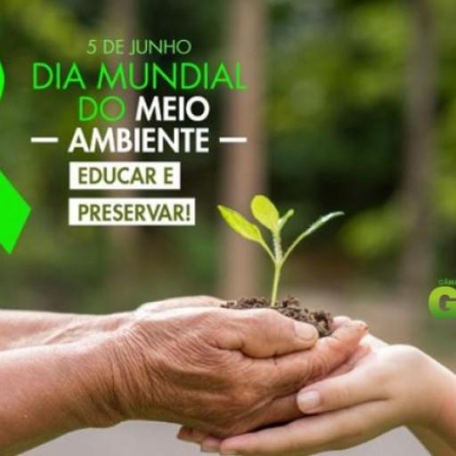 Foto de capa da notícia: DIA MUNDIAL DO MEIO AMBIENTE