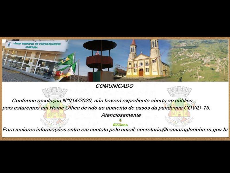 Foto de capa da notícia Comunicado!!