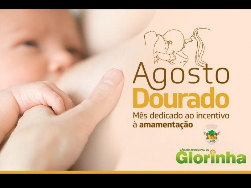 Foto de capa da notícia Agosto Dourado e Semana Mundial do Aleitamento Materno 2020