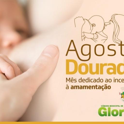 Foto de capa da notícia: Agosto Dourado e Semana Mundial do Aleitamento Materno 2020
