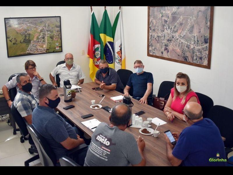 Foto de capa da notícia Reunião da Comissão Representativa
