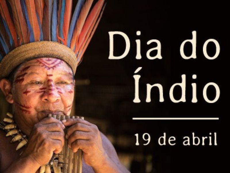 Foto de capa da notícia: Dia do Índio