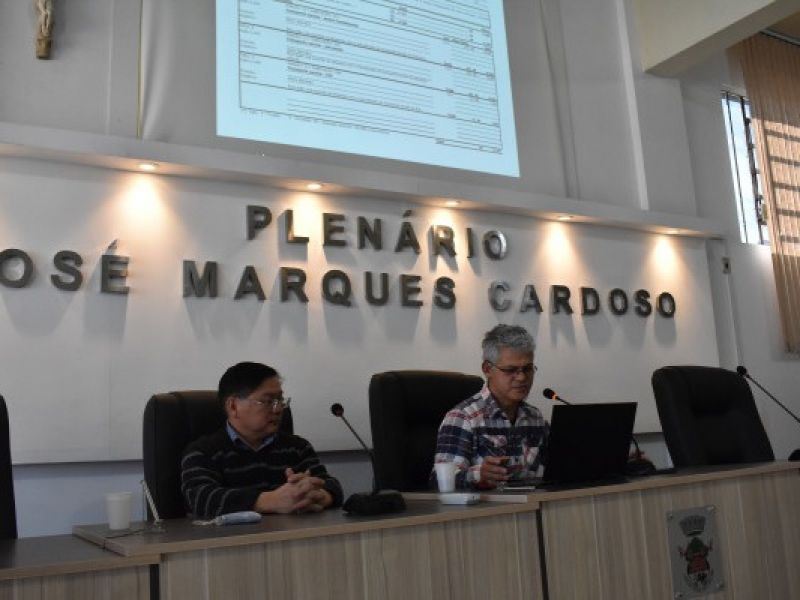 Foto de capa da notícia LDO é apresentada em Audiência Pública