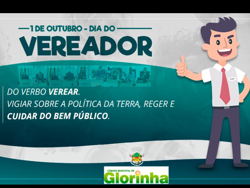 Foto de capa da notícia 1º de outubro - Dia Nacional do Vereador