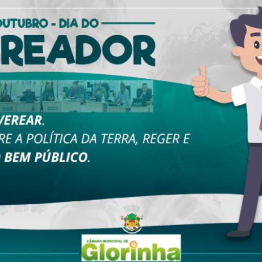 Foto de capa da notícia: 1º de outubro - Dia Nacional do Vereador