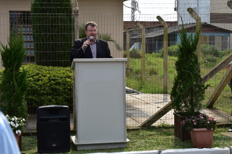 Foto de capa da notícia Inauguração do Sistema de Videomonitoramento do Município