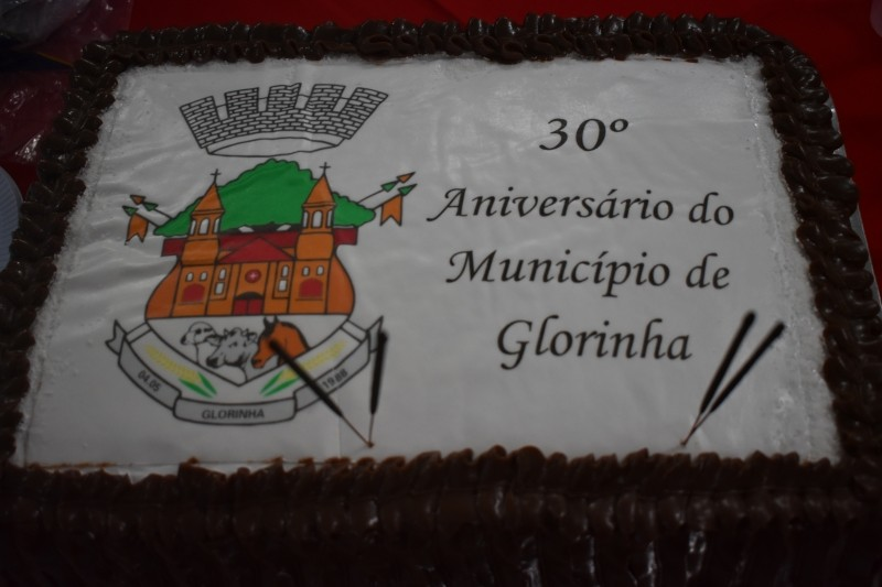 Foto de capa da notícia SESSÃO SOLENE EM HOMENAGEM AO 30º ANIVERSÁRIO DO MUNICÍPIO DE GLORINHA