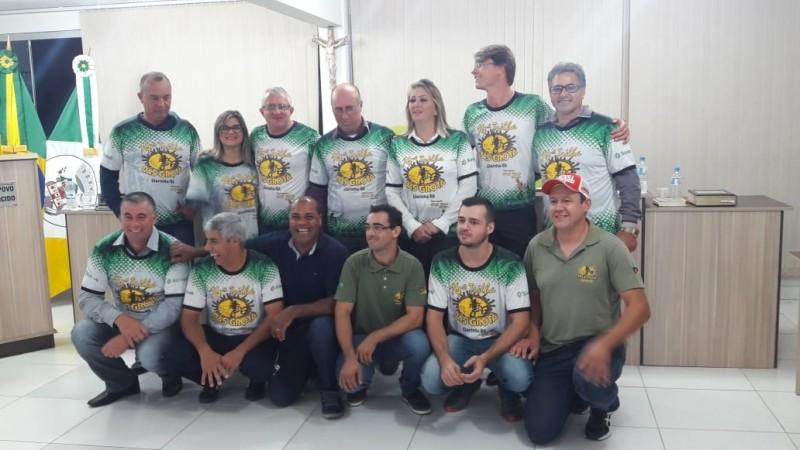 Foto de capa da notícia DIVULGAÇÃO DO EVENTO TRILHA DAS GROTA EM SESSÃO ORDINÁRIA