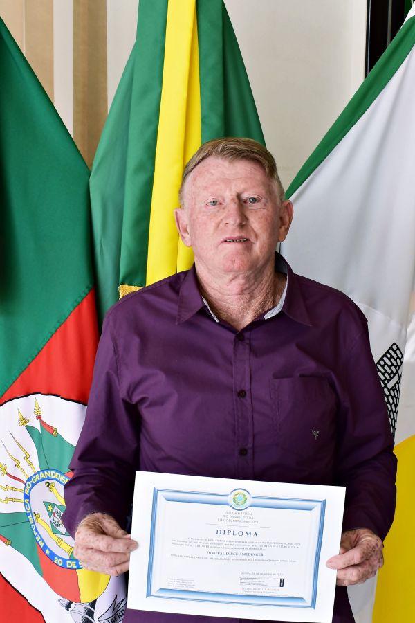 Foto do Vereador(a) Dorival Dirceu Medinger