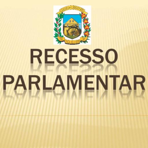 Foto de capa da notícia: CÂMARA DE VEREADORES ENTRA EM RECESSO