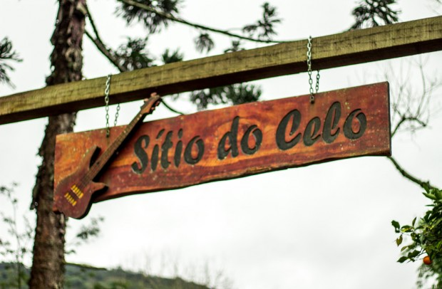 Foto Sítio do Celo
