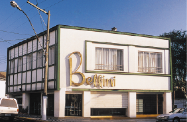 Foto Casa Bellini - 1956