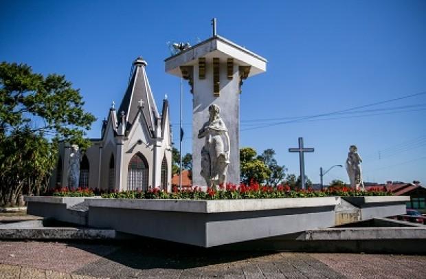 Foto Ermida Nossa Senhora de Fátima