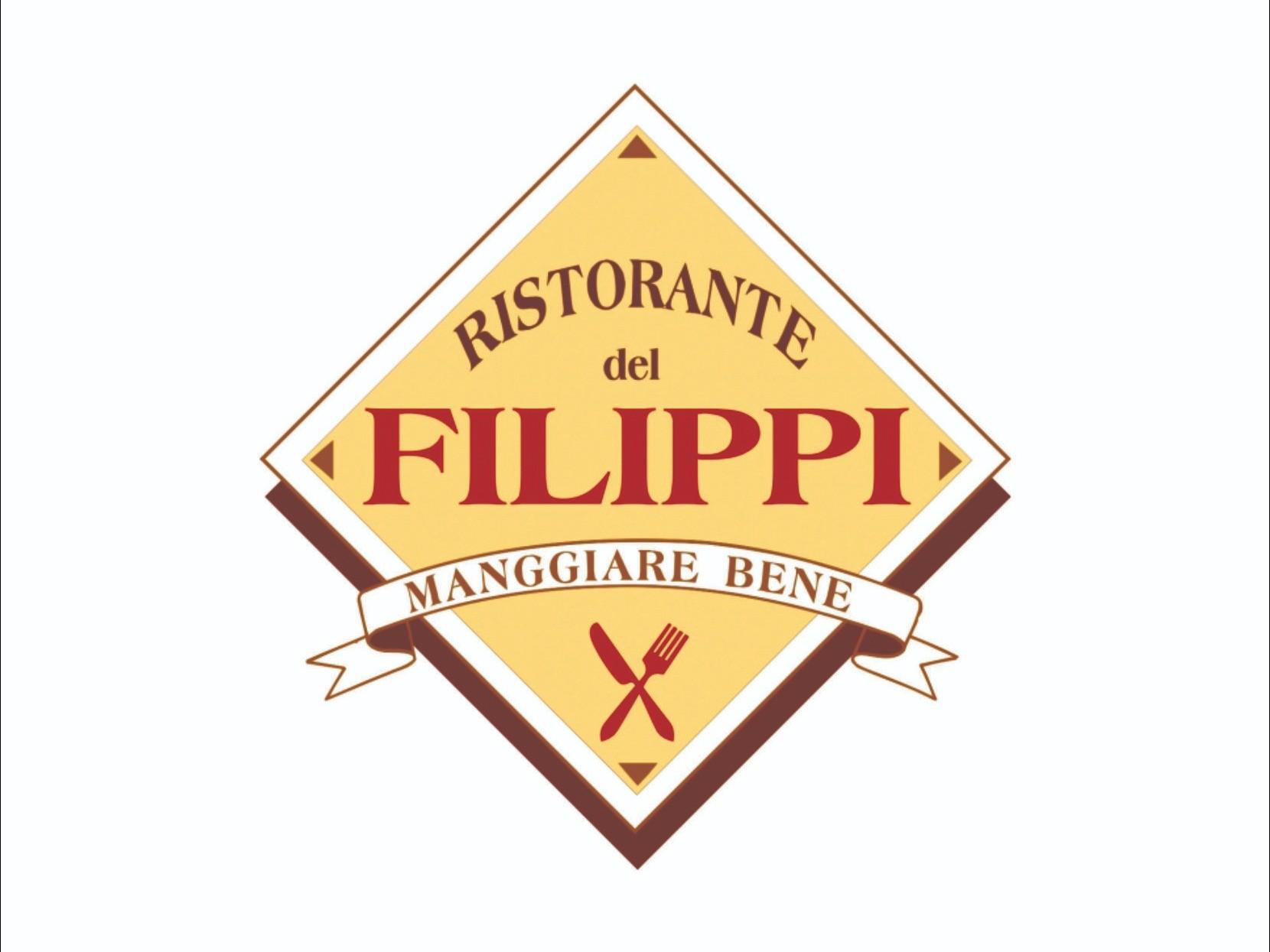 Logotipo Ristorante Del Filippi