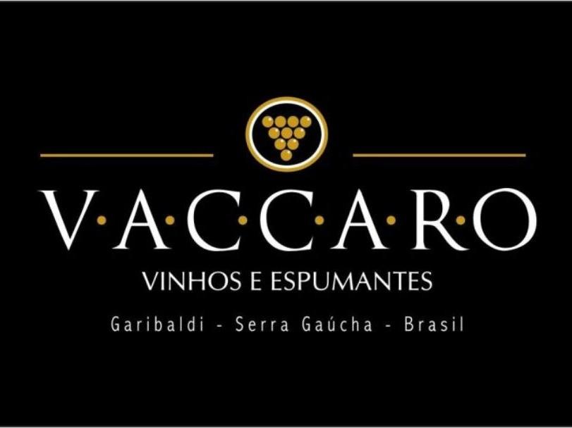 Logotipo Vaccaro Vinhos e Espumantes