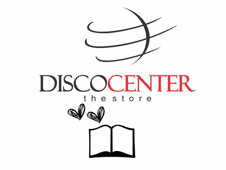 Logotipo Disco Center