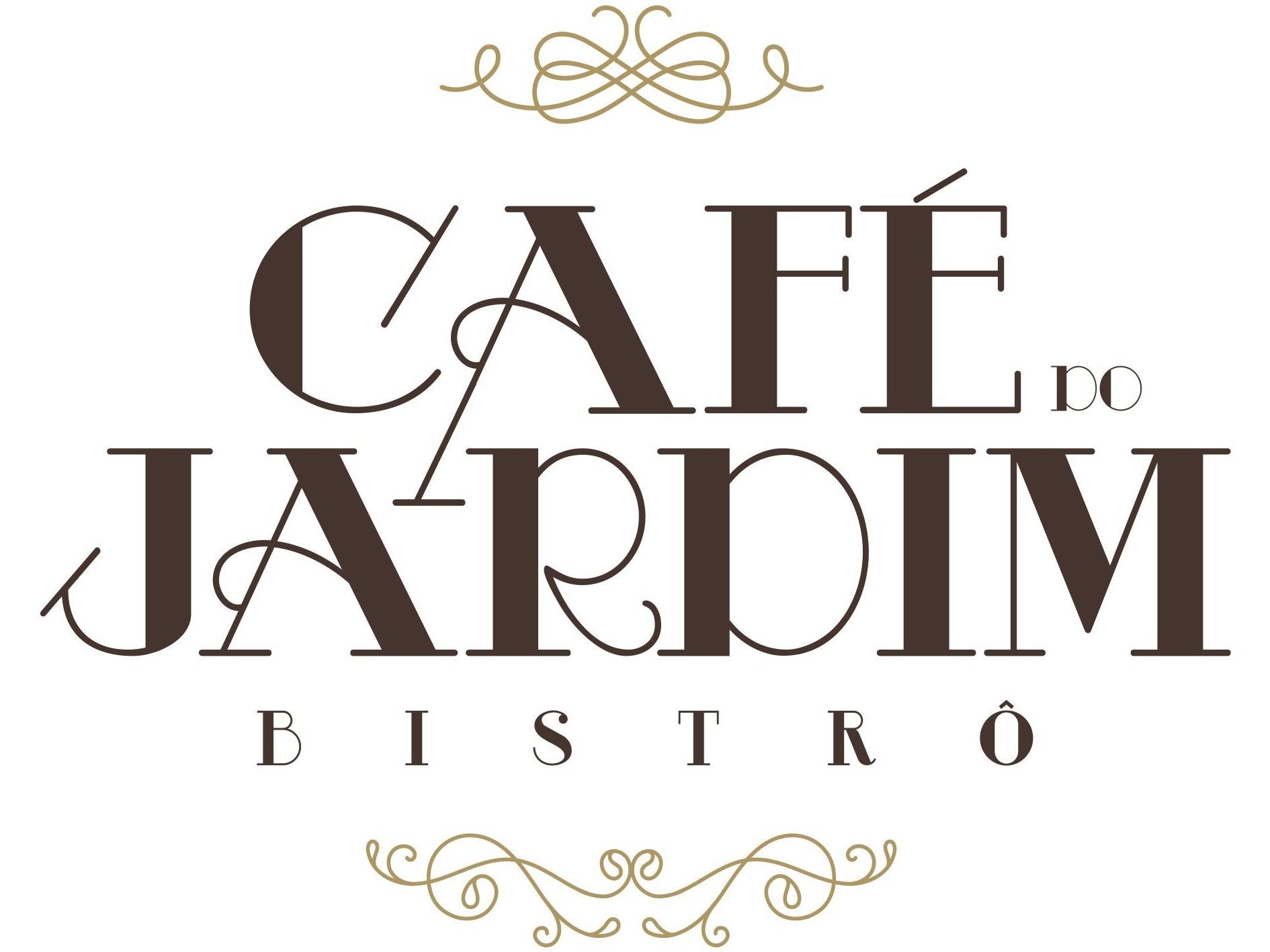 Logotipo Café do Jardim Bistrô