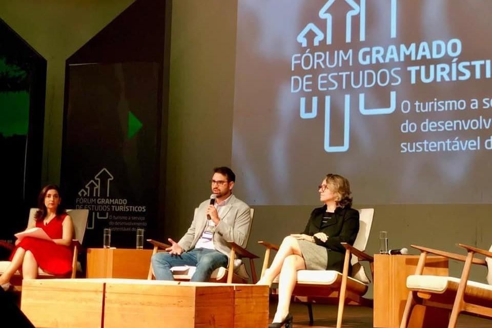 Foto Rotas turísticas de Garibaldi ganham destaque em Fórum de Gramado