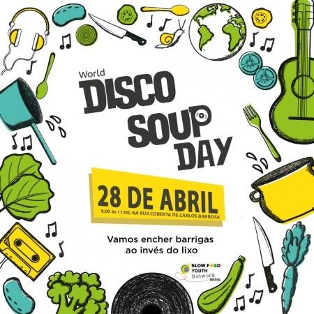 Foto de capa Disco Xepa Day: Slow Food promove ação contra o desperdício de alimentos